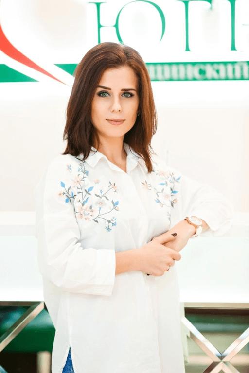 Кучер Ольга Николаевна