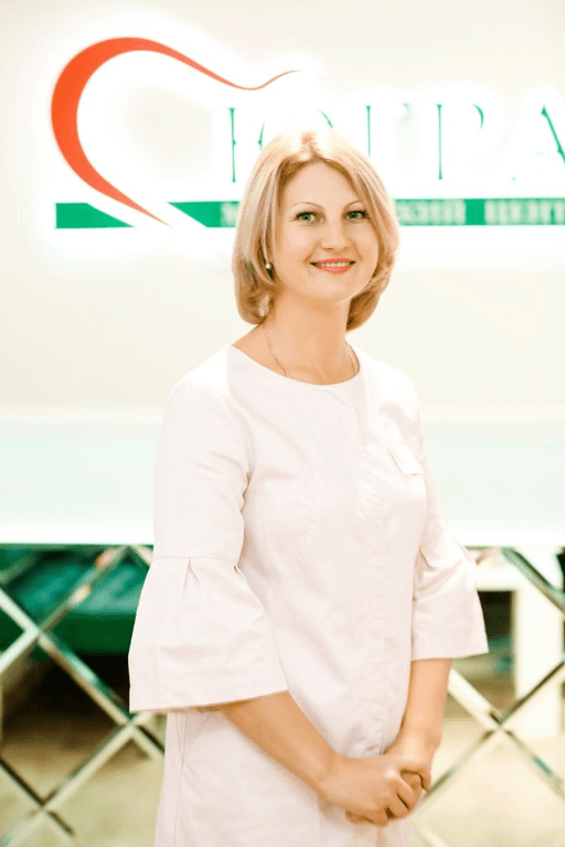Миронова Елена Валерьевна